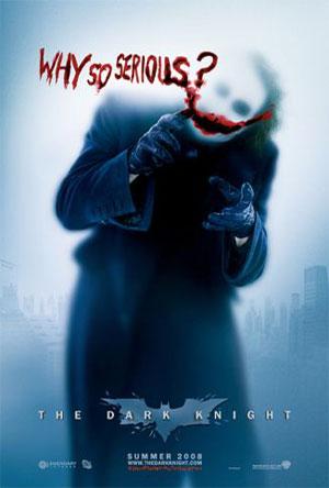 movie poster design trends the dark knight