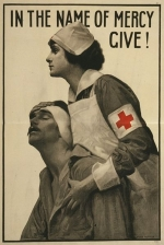 401px-Albert_Herter_WWI_Red_Cross_poster