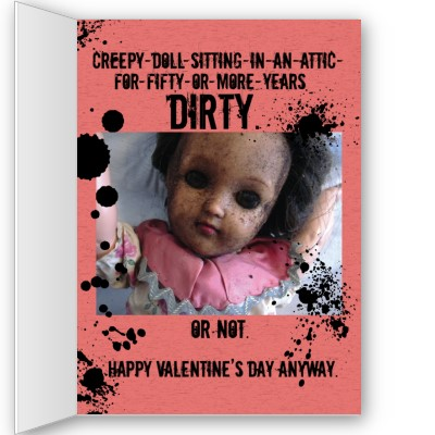 She Loves Me Not Worst Valentines Day Cards of All Time – Valentines Day Cards Dirty