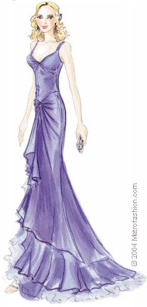 Fashion Design: 10 Stunning Fashion Design Sketches