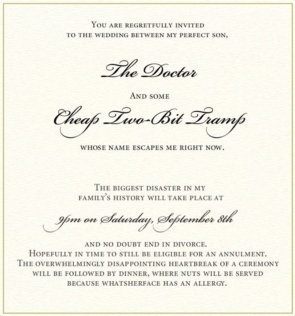 7 funny invitation card designs typeface rules this hilarious wedding invitation stopboris Image collections