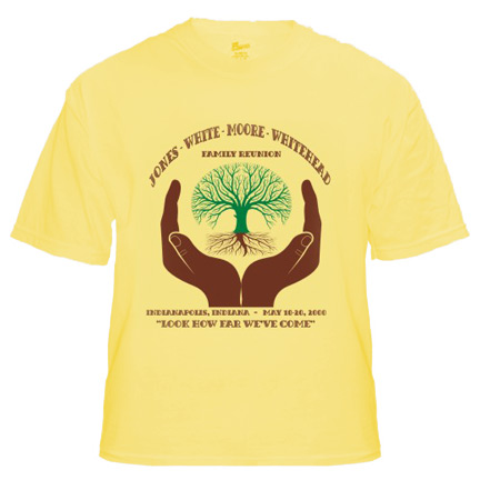 7 great family reunion t shirts for Printed t shirts for family reunion