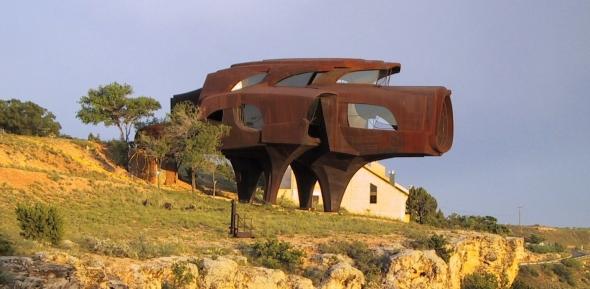 5 Delightfully Odd Home Designs