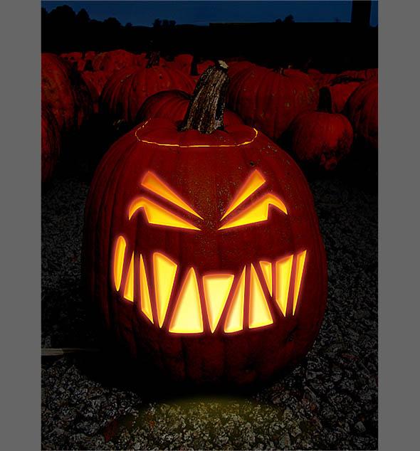 5 Fun \'N Freaky Jack O\' Lantern Design Tutorials