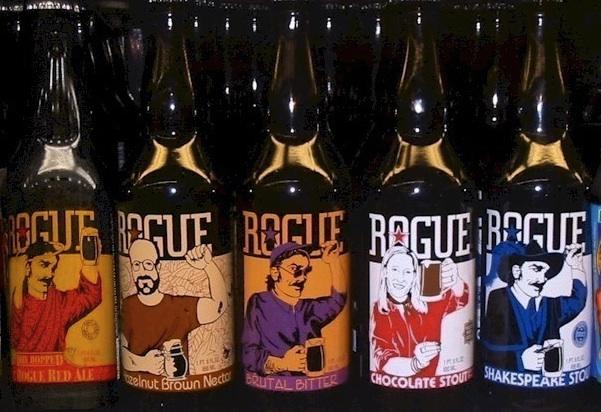 Craft Beer Label Design Inspiration