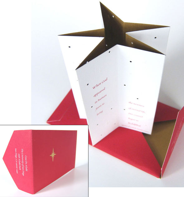5 Cool DieCut Holiday Invitations – Cool Invitation Cards