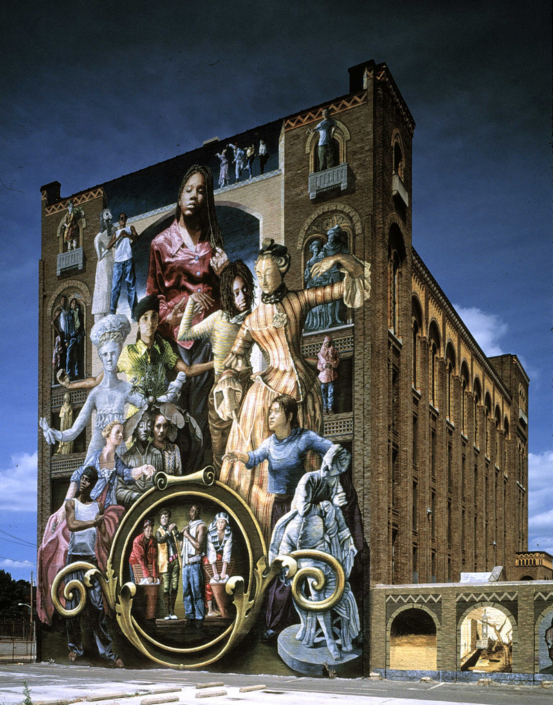 10 inspiring murals from around the world for City of philadelphia mural arts program