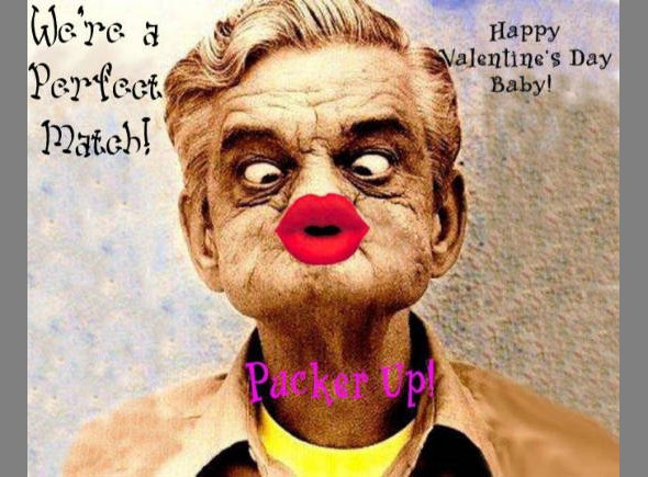 7 Hilarious Valentines Day Greeting Cards