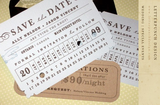 10 Inspiring Save-the-Date Designs