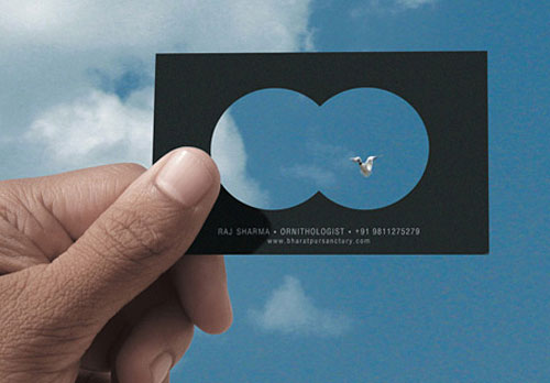10 great die cut business cards 3 reheart Choice Image