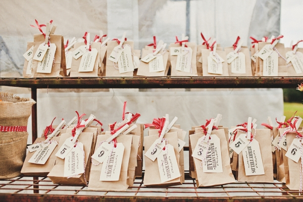 ideas for DIY favors out there that you can use the packaging tags ...