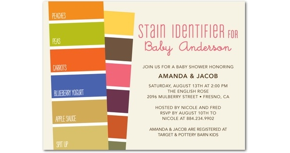 funny baby shower invitation design anyone