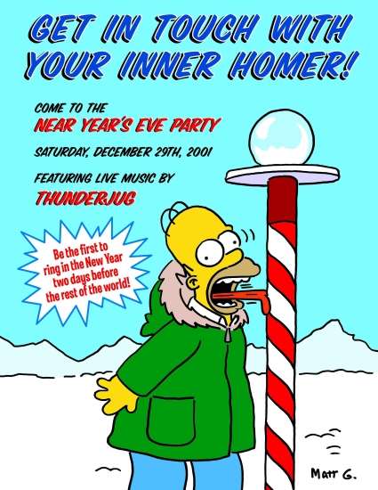 5 awesome new years eve party invitation cards