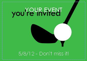 golf invitations templates free muco tadkanews co