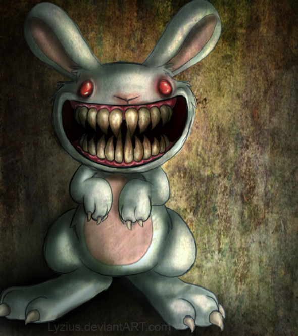 9 designs that turned cute things evil