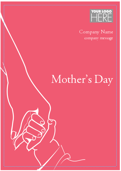 5 Sweet Invitation Card Design Templates for May – Mothers Day Invitation Cards
