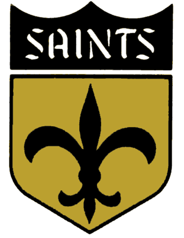 New Orleans Saints Logo - Chris Creamer's Sports Logos Page - SportsLogos.Net - _2012-06-19_11-16-28