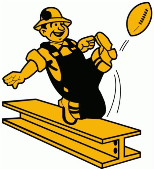 4ea9ba21055 Pittsburgh Steelers Logo - Chris Creamer s Sports Logos Page - SportsLogos.Net  - 2012-