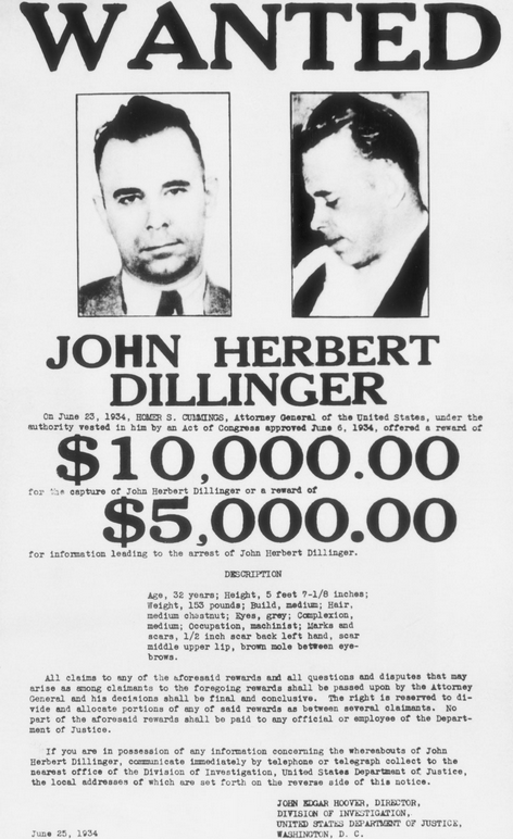 8 Famous Wanted Poster Designs – Wanted Poster Examples