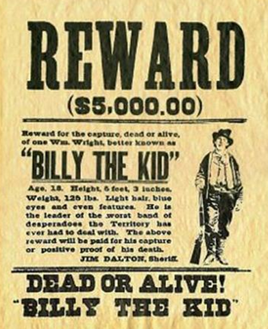 Billy the Kid $5,000 Reward Wanted Poster - Google Chrome_2012-08-07_09-53-08