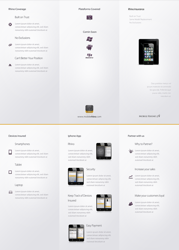 Minimalist brochure iPhone 4 on the Behance Network - Google Chrome_2012-08-07_11-13-43