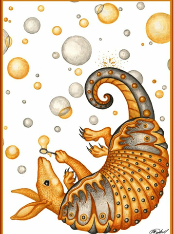Armadillo Blowing Bubbles Greeting Card by deubellzebub on Etsy - Google Chrome_2012-09-06_12-55-30