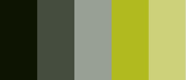 5 Spooky Color Palettes for Halloween Design
