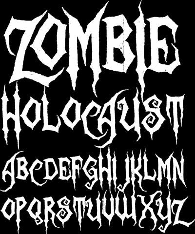10 killer free fonts for halloween - Halloween Writing Font