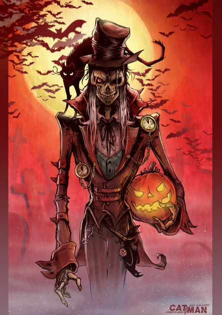 Halloween 2008 by ~x-catman on deviantART - Google Chrome_2012-10-08_11-18-08
