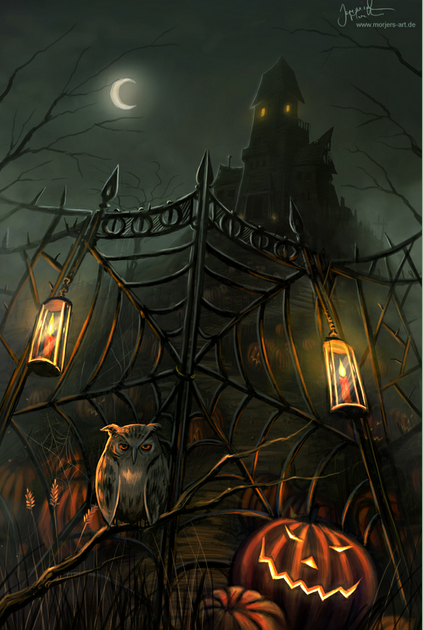 Halloween Gate by jerry8448 on deviantART - Google Chrome_2012-10-08_10-05-02