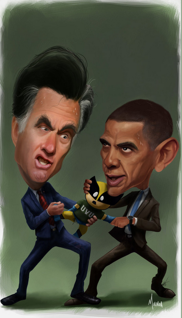 Mitt vs Barack! by ~munoa13 on deviantART - Google Chrome_2012-10-25_11-36-01