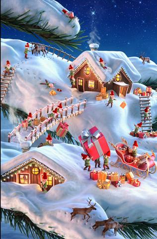 30 Wonderful Winter Wonderland Scenes Captured In Design
