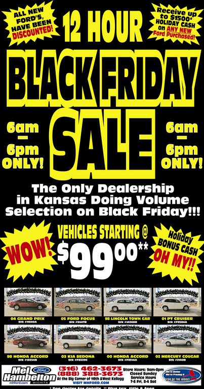 10 killer black friday flyers. Black Bedroom Furniture Sets. Home Design Ideas