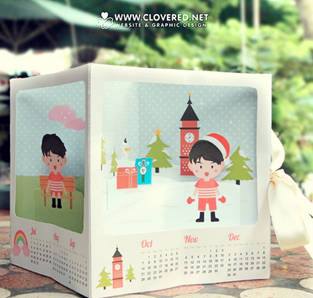 2013 Pop-up Calendar 2 Themes on Behance - Google Chrome_2012-12-05_12-51-52