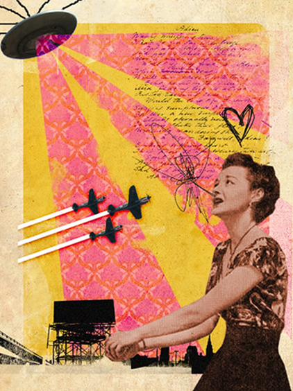 vintage poster design 10 retro effect photoshop design tutorials