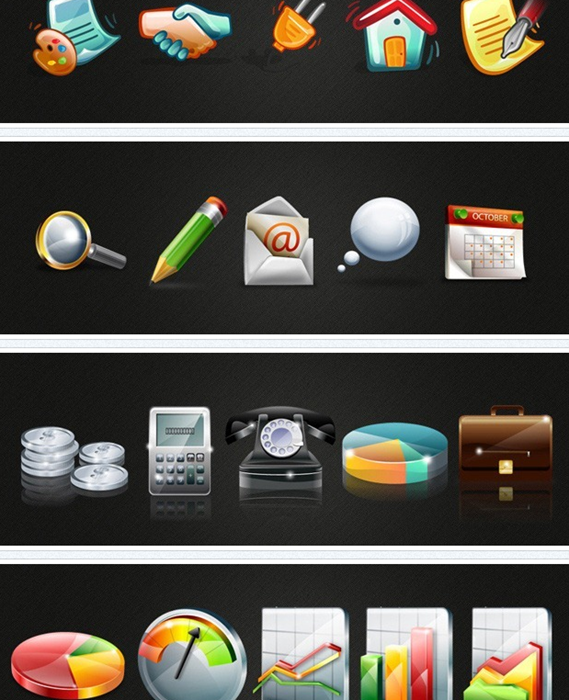 Huge Icon Bundle 70 icon packs, 10000 icons with top notch design - Design Sho_2012-12-18_22-32-29