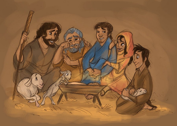 The Birth of Jesus 5 by ~WillowWaves on deviantART - Google Chrome_2012-12-04_10-28-43