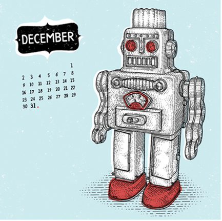 The Calendar 2013 on Behance - Google Chrome_2012-12-05_12-50-05