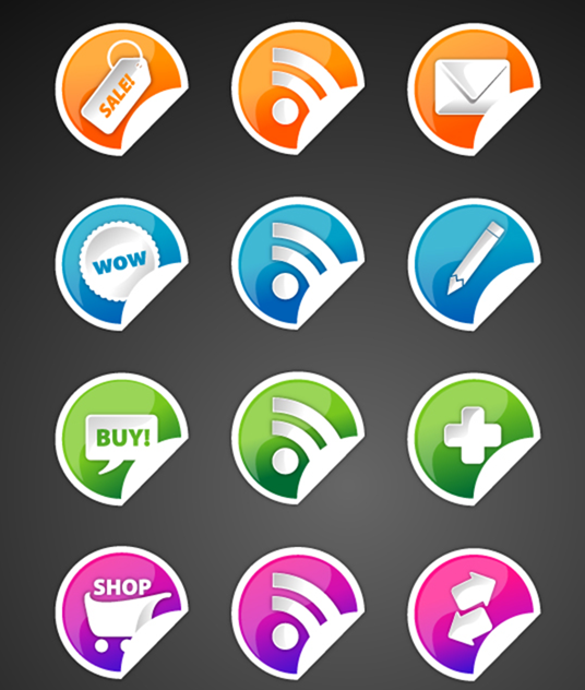 Vibrant Stickers Web Icon Pack Tutorial9 - Google Chrome_2012-12-18_22-40-55