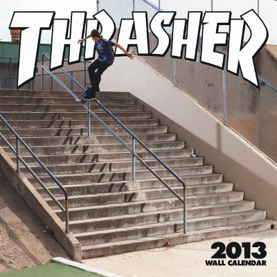 Thrasher Magazine calendar