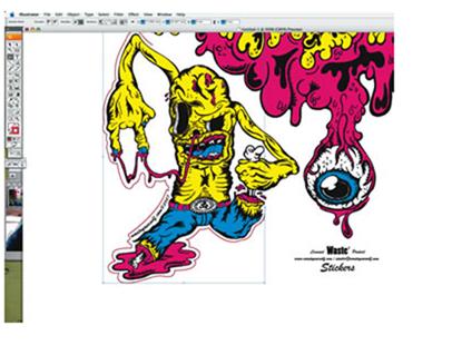 10 spectacular sticker design tutorials