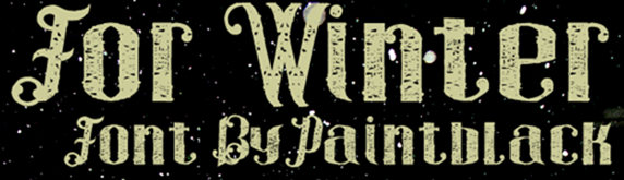 For Winter font by paintblack éditions - FontSpace - Google Chrome_2013-01-14_11-35-29