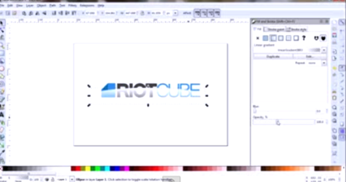 Shmoggo Articles on Design and Print » Designing a Simple Logo in Inkscape - G_2013-01-22_13-53-51