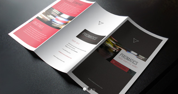 Free Brochure Design Templates - Foldable brochure template