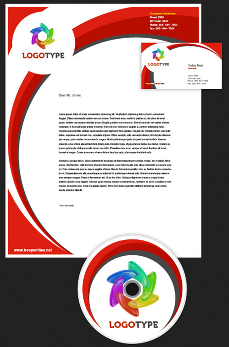 PsPrint Blog  Free Letterhead Samples