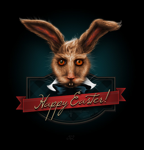 Free Rabbit - Happy Easter by ~templay-team on deviantART - Google Chrome_2013-03-21_16-25-33
