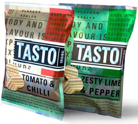 Google Image Result For Http 30: 30 Unique Potato Chip Package Designs