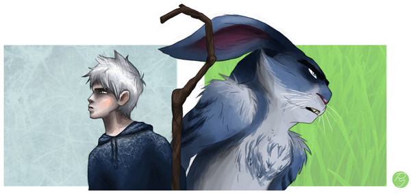 Jack Frost and The Easter Bunny by ~Raspuss on deviantART - Google Chrome_2013-03-21_16-08-16