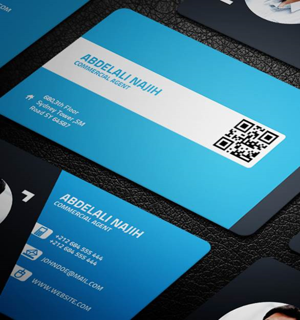 Business insight 5 business card design and printing trends reheart Images