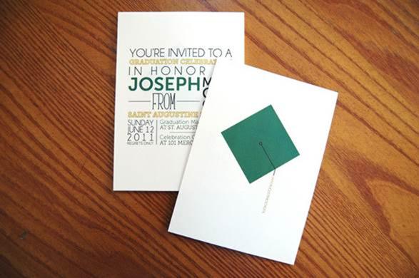 10 UltraCool Graduation Invitation Cards – Cool Graduation Invitations